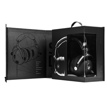 Headphone Boxes
