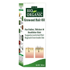 Hair growth oil boxes