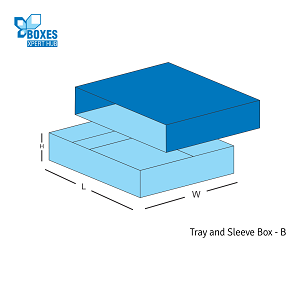 Tray & Sleeve Boxes
