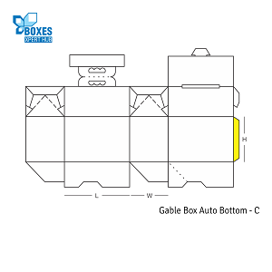 Gable Box Auto Bottom