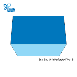 Seal End with Perforated Top