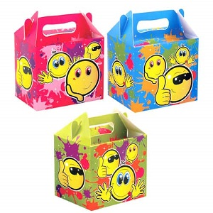Happy Meal Boxes