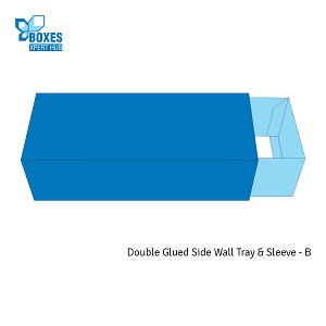 Double Glue Side Wall boxes