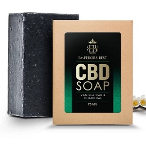 CBD Body Bar Soap Boxes