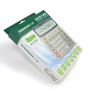 Calculator box