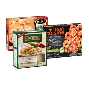 Seal End Frozen Food Boxes