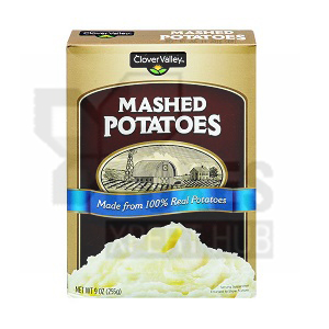 Custom Instant Mashed Potatoes boxes