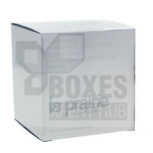 Cosmetic Skin Concealer Boxes
