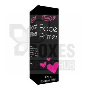 Cosmetic Face Primer Boxes