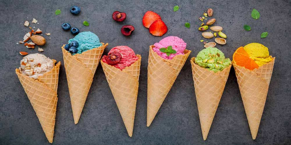 Ice Cream Cone Packaging Hacks to Make Homemade Ice Creams Attractive