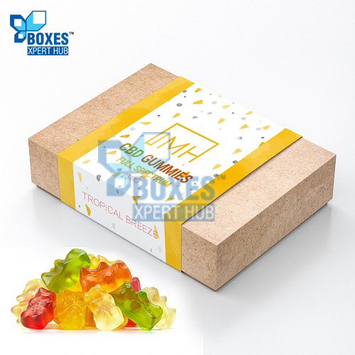 CBD Gummy Boxes