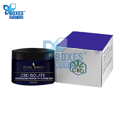 CBD Isolate Boxes