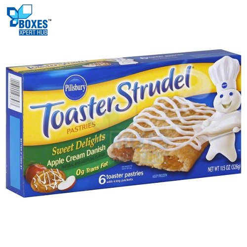 Toaster Strudel Boxes