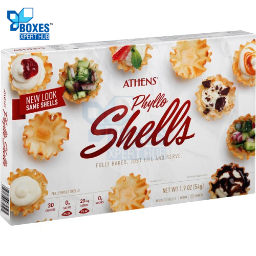 Phyllo Shell Boxes