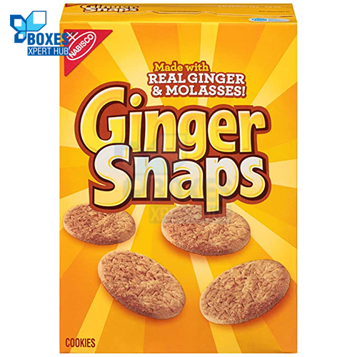 Ginger Snap Boxes