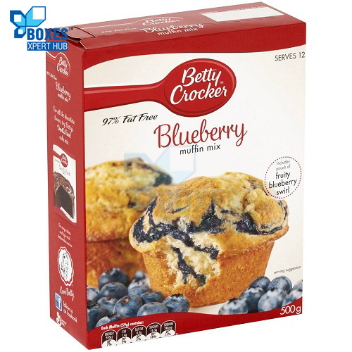 Muffin Mix Boxes