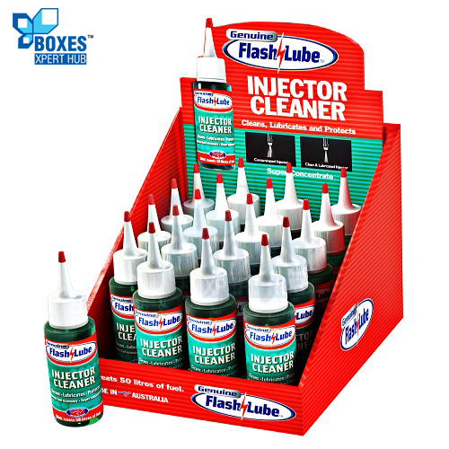 Injector Cleaner Boxes