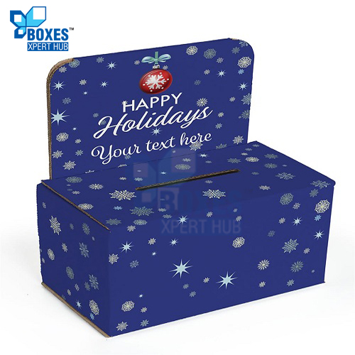 Happy Holidays Boxes