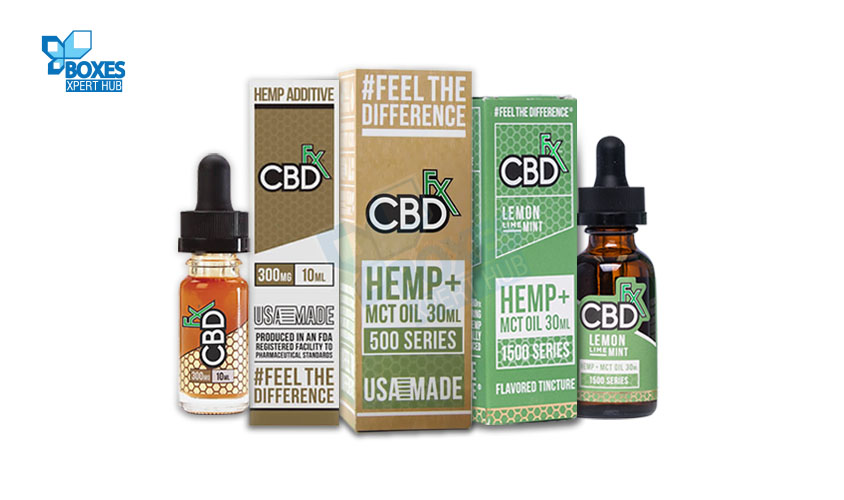 CBD Packaging Boxes 2